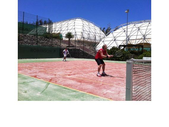 5. Tennis-Camp Robinson Club Esquinzo Playa